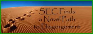 SEC finds a novel path to disgorgement